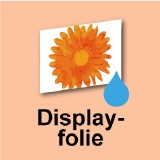 Displayfolie
