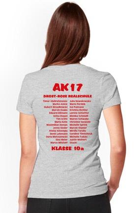 abschluss t-shirts sprüche realschule